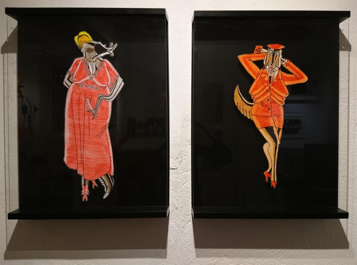 Rudi Bodmeier - outsider art