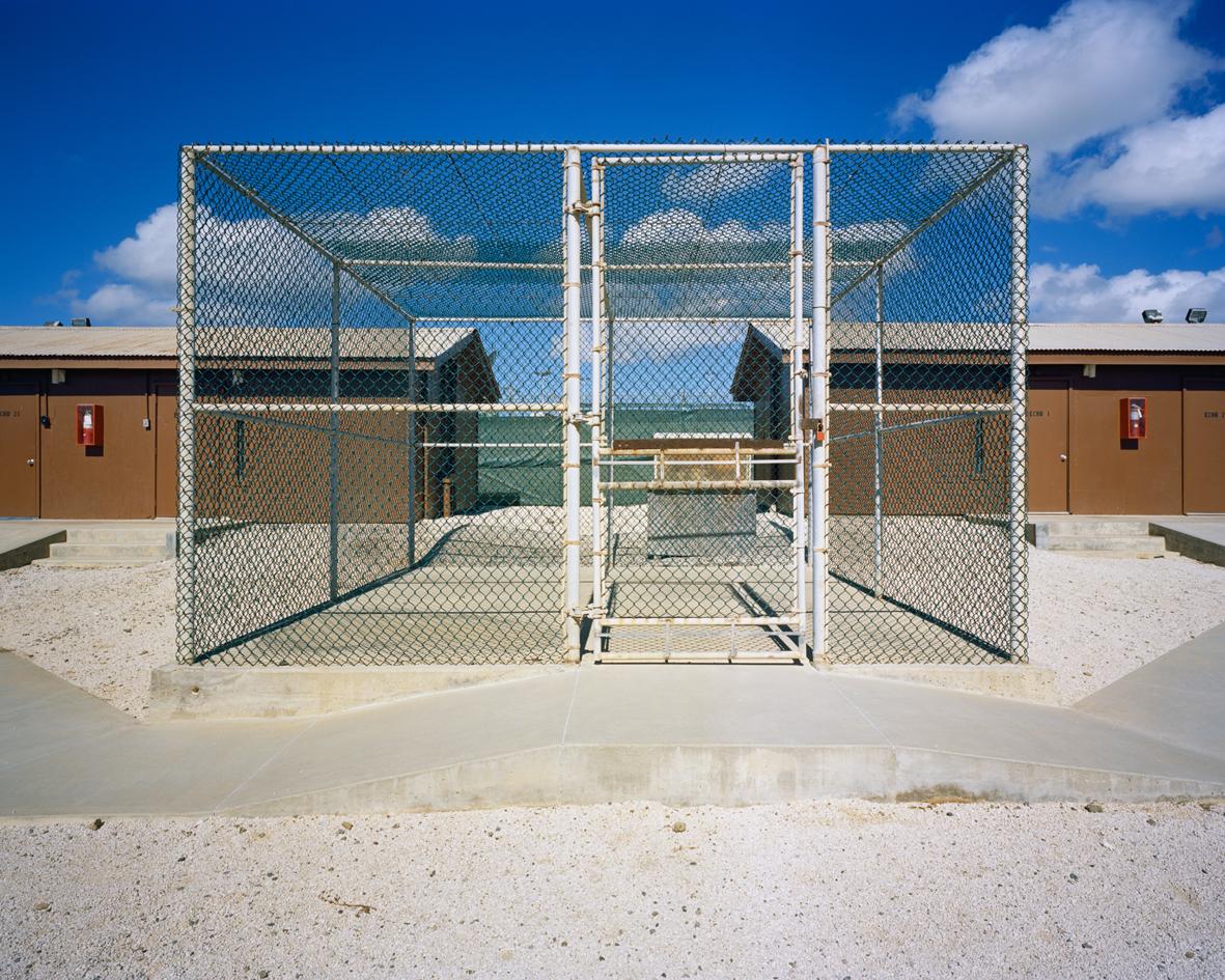 Debi Cornwall: Welcome to Camp America: Inside Guantánamo Bay