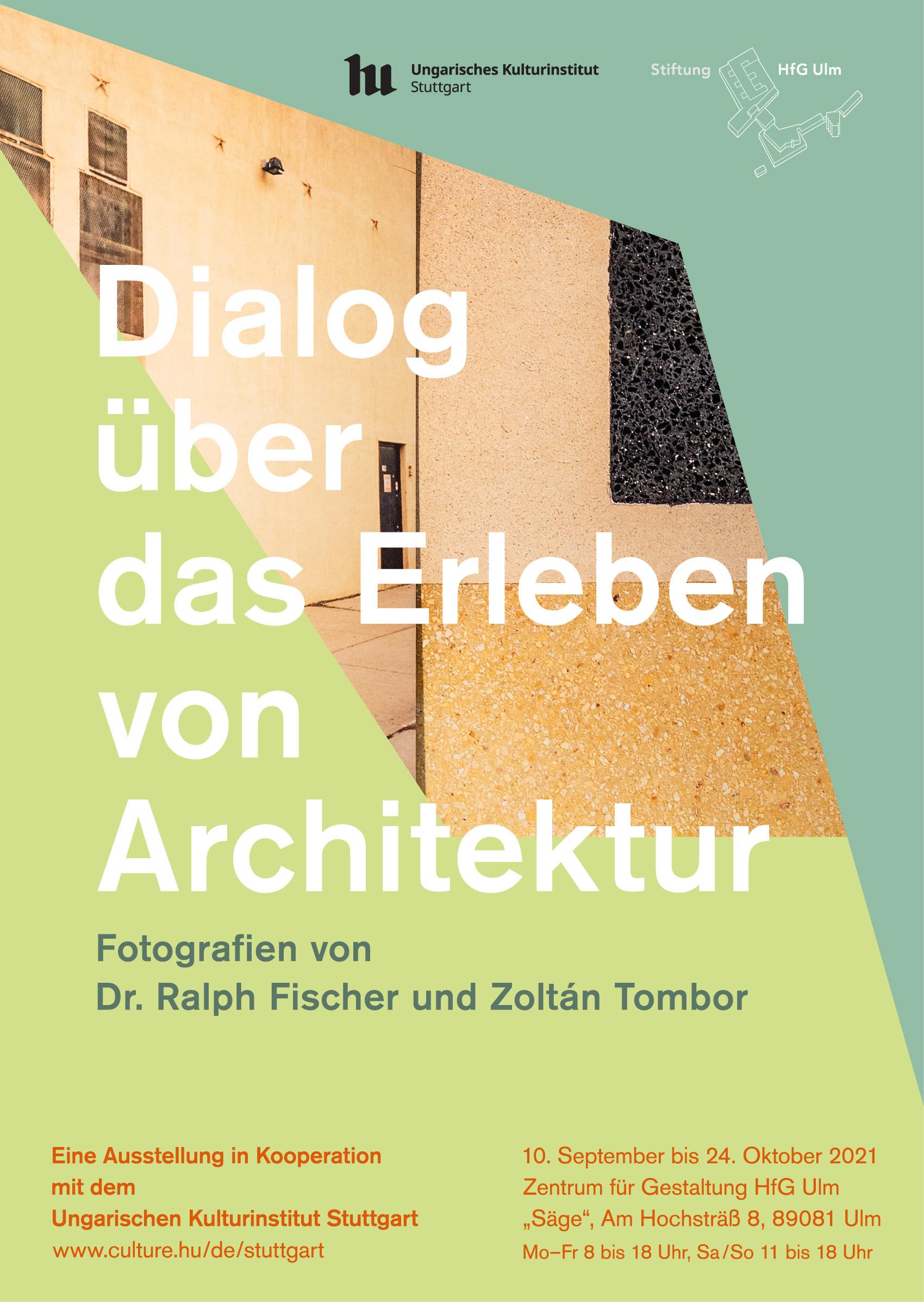 Dialog über das Erleben von Architektur