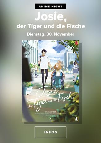 Anime im Dietrich Theater
